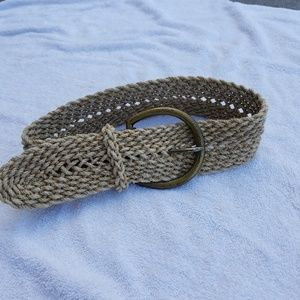 Turkish Rope Belt